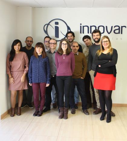 Especialistas CRM: el equipo Innovar Tecnologías