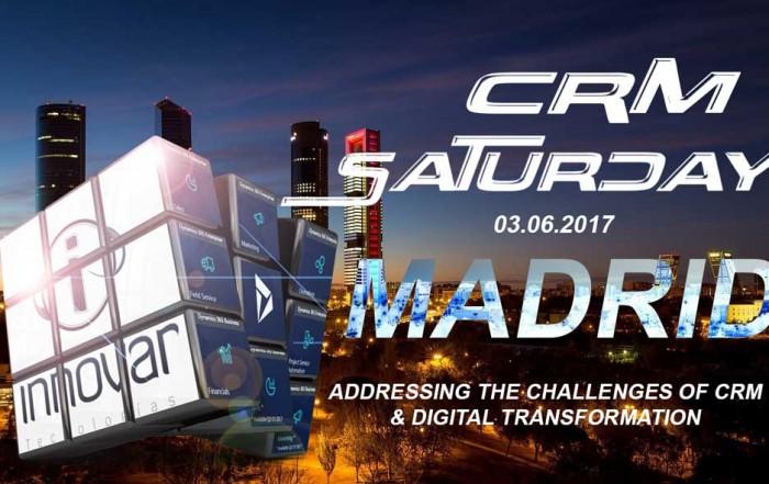 CRM Saturday Madrid